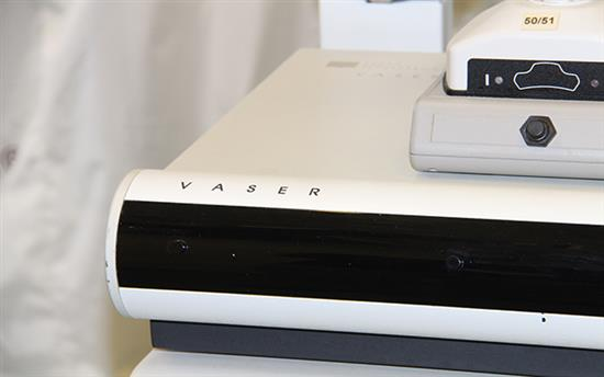 vaser machine
